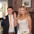 Отзыв о выездном регистраторе на свадьбу Елене Алинской
