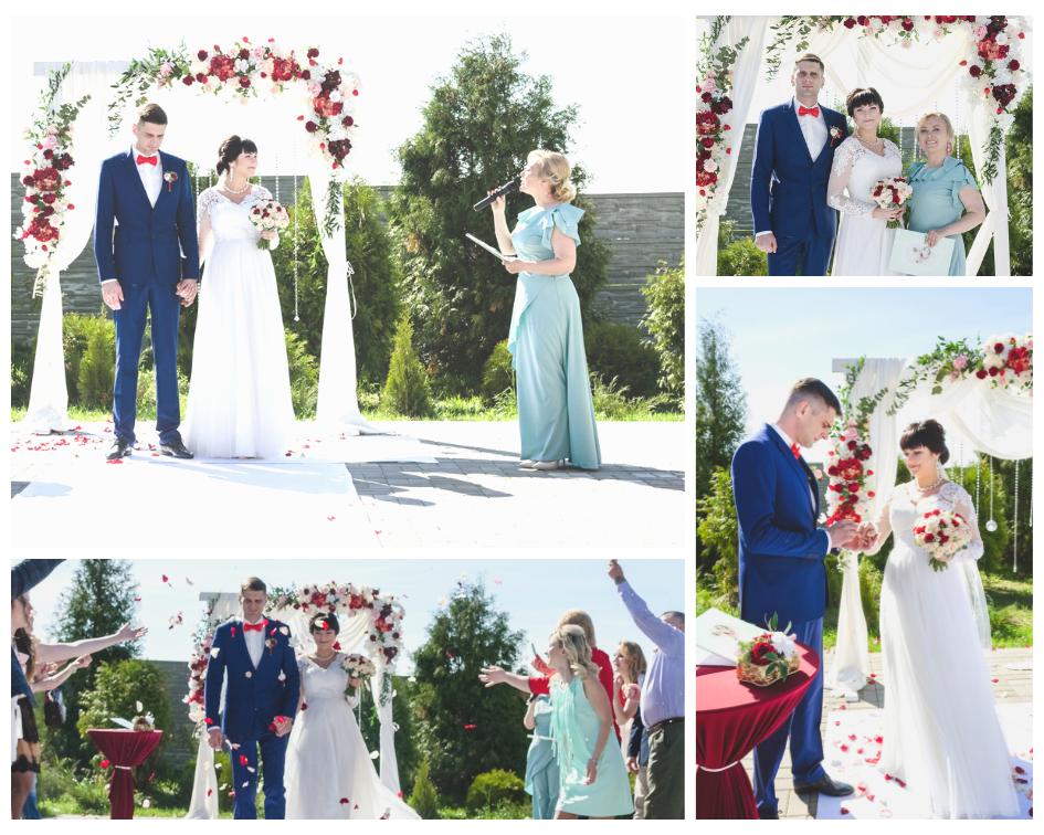 фото 5 Свадебный регистратор выездной церемонии Минск отзывы